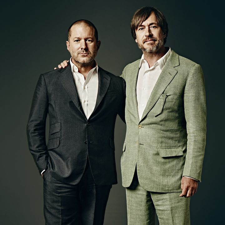Jonathan Ive_Marc Newson
